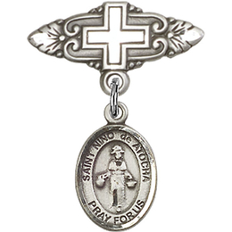 St Nino de Atocha<br>Baby Badge - 9214/0731