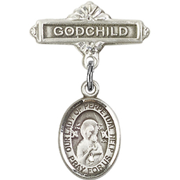 Our Lady of Perpetual Help<br>Baby Badge - 9222/0736