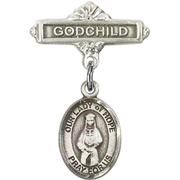 Our Lady of Hope<br>Baby Badge - 9230/0736