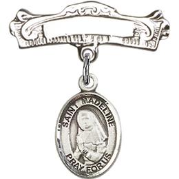 St Madeline Sophie Barat<br>Baby Badge - 9236/0732