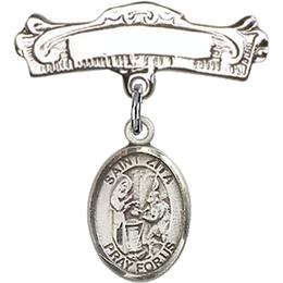 St Zita<br>Baby Badge - 9244/0732