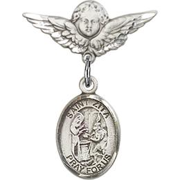 St Zita<br>Baby Badge - 9244/0735