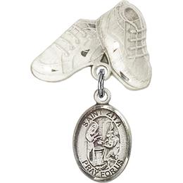 St Zita<br>Baby Badge - 9244/5923