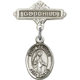 St Remigius of Reims<br>Baby Badge - 9274/0736