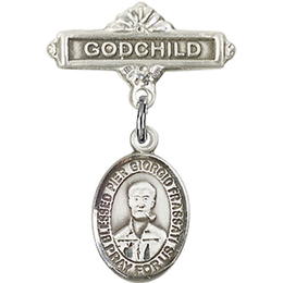 Blessed Pier Giorgio Frassati<br>Baby Badge - 9278/0736