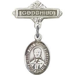 Blessed Pier Giorgio Frassati<br>Baby Badge - 9278/0736