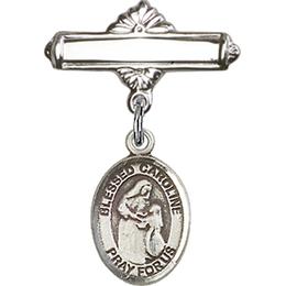 Blessed Caroline Gerhardinger<br>Baby Badge - 9281/0730