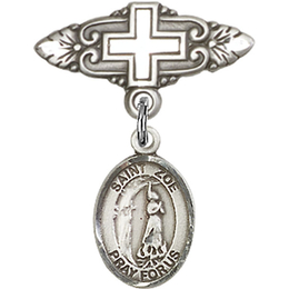 St Zoe of Rome<br>Baby Badge - 9314/0731