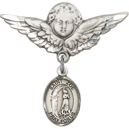 St Zoe of Rome<br>Baby Badge - 9314/0733