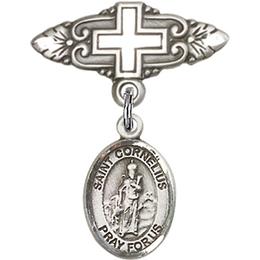 St Cornelius<br>Baby Badge - 9325/0731