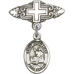 St John Licci<br>Baby Badge - 9358/0731