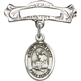 St John Licci<br>Baby Badge - 9358/0732
