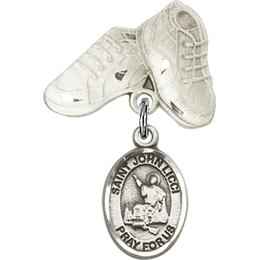 St John Licci<br>Baby Badge - 9358/5923