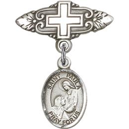 St Paula<br>Baby Badge - 9359/0731