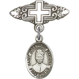 St Josephine Bakhita<br>Baby Badge - 9360/0731