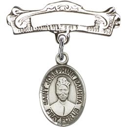 St Josephine Bakhita<br>Baby Badge - 9360/0732