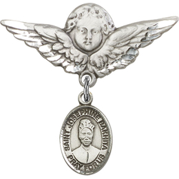 St Josephine Bakhita<br>Baby Badge - 9360/0733