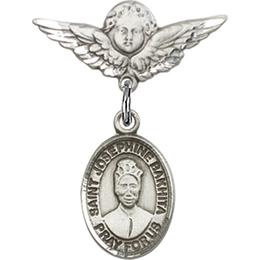 St Josephine Bakhita<br>Baby Badge - 9360/0735