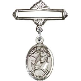 St Edwin<br>Baby Badge - 9361/0730