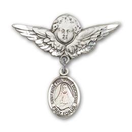 St Rose Philippine<br>Baby Badge - 9371/0733