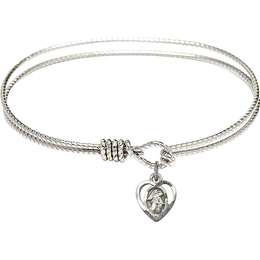 5407 - Guardian Angel Bangle<br>Available in 8 Styles