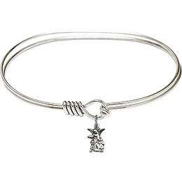 4254 - Littlest Angel Bangle<br>Available in 8 Styles