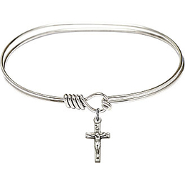 5417 - Crucifix Bangle<br>Available in 8 Styles