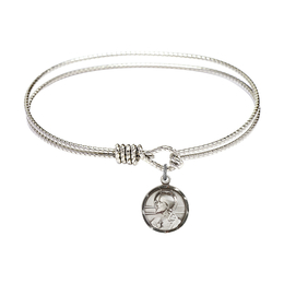 0601S - Scapular Bangle<br>Available in 8 Styles