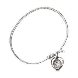 4125 - Miraculous Bangle<br>Available in 8 Styles
