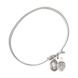 9008 - Saint Benedict Bangle<br>Available in 8 Styles