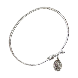 9037 - Saint Francis Xavier Bangle<br>Available in 8 Styles
