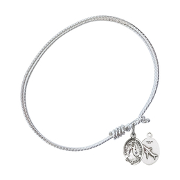 9057 - Saint Joseph of Cupertino Bangle<br>Available in 8 Styles