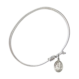 9071 - Saint Mary Magdalene Bangle<br>Available in 8 Styles