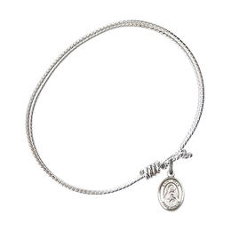 9094 - Saint Rita of Cascia Bangle<br>Available in 8 Styles