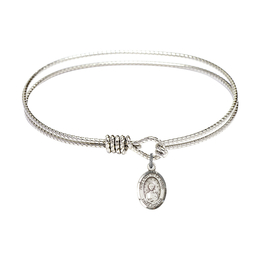 9115 - Our Lady of la Vang Bangle<br>Available in 8 Styles