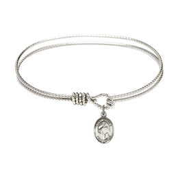 9127 - Saint Ursula Bangle<br>Available in 8 Styles