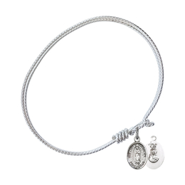 9206 - Our Lady of Guadalupe Bangle<br>Available in 8 Styles