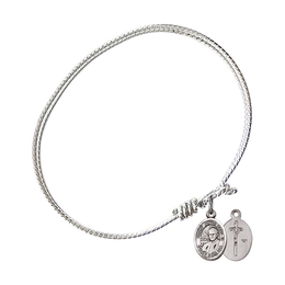 9234 - Saint John Paul II Bangle<br>Available in 8 Styles