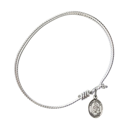 9284 - Saint Angela Merici Bangle<br>Available in 8 Styles