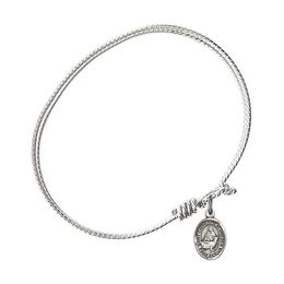 9336 - Saint Catherine of Sweden Bangle<br>Available in 8 Styles