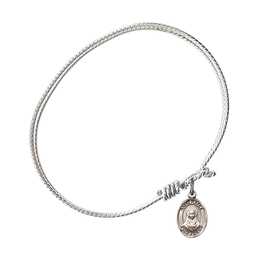 9338 - Saint Rafka Bangle<br>Available in 8 Styles