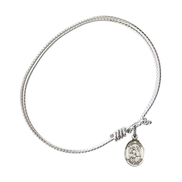 9368 - Saint Vitus Bangle<br>Available in 8 Styles