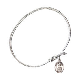 9376 - Saint Honorius of Amiens Bangle<br>Available in 8 Styles