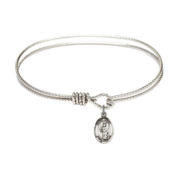 9378 - Saint Uriel the Archangel Bangle<br>Available in 8 Styles