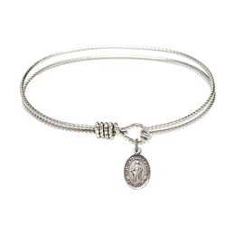 9383 - Our Lady the Undoer of Knots Bangle<br>Available in 8 Styles