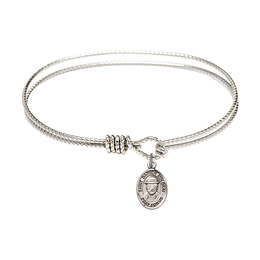 9412 - Saint Damien of Molokai Bangle<br>Available in 8 Styles