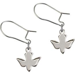Holy Spirit<br>E0225D - 3/8 x 3/8<br>Earring