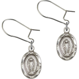 Miraculous<br>E0301MD - 1/2 x 1/4<br>Earring