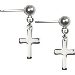 Cross<br>E1006BP - 1/2 x 1/4<br>Earring