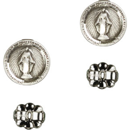 Miraculous<br>E2342P - 3/8 x 1/4<br>Earring
